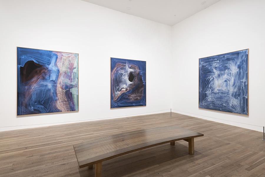 Sigmar Polke 1963 - 2010, L2.W, Tate Modern 10.07.2014